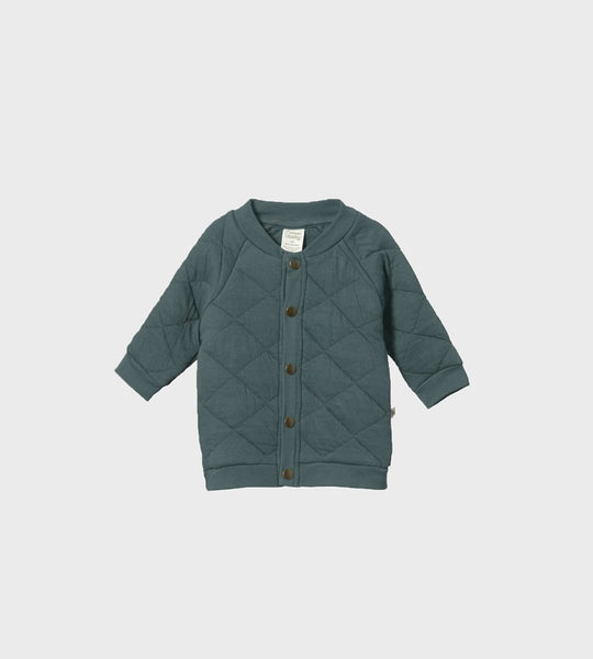 Nature Baby | Barber Jacket | Valley Blue