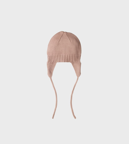 Nature Baby | Cotton Knit Pieter Hat | Tulip
