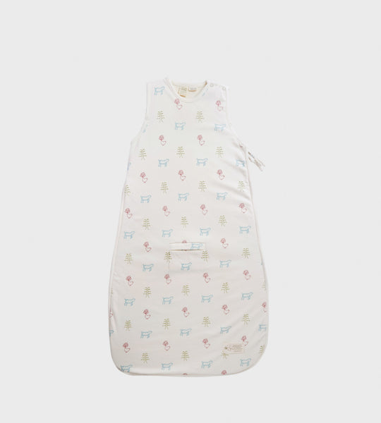 Nature Baby | Organic Cotton Sleeping Bag | Nature Baby Print