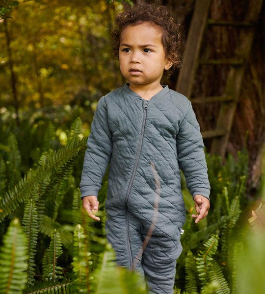 Nature Baby | Otto Suit | Valley Blue