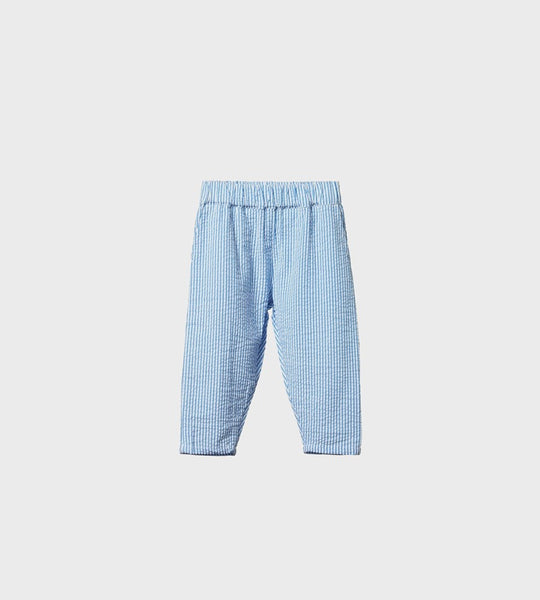 Nature Baby | Sailor Pants | Blue Stripe