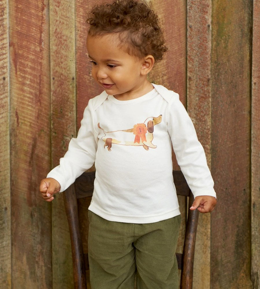 Nature Baby | Simple Tee | Top Dog Print