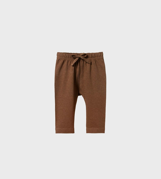 Nature Baby | Sunday Pants | Otter Marl