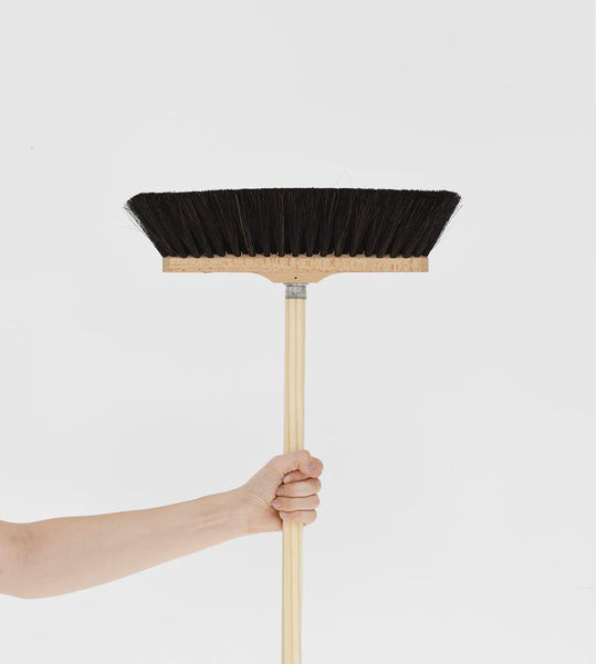 Outdoor Broom | Arenga Fibre
