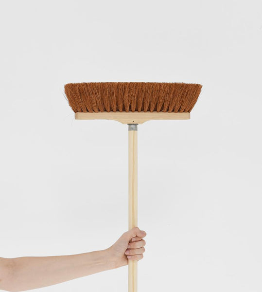 Outdoor Broom | Coconut Fibre