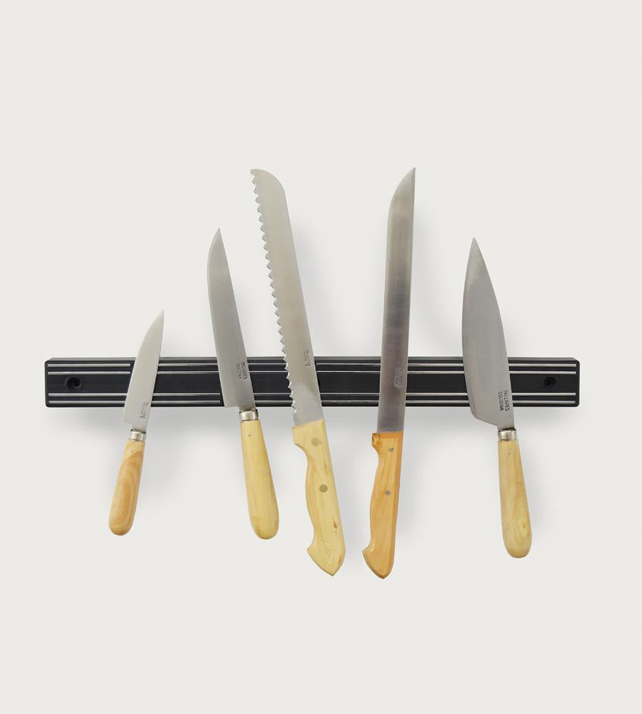 Pallares Solsona | Kitchen Knife | Boxwood | 13cm Carbon Steel Blade