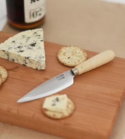 Pallares Solsona | Kitchen Knife | Boxwood | 11cm Stainless Steel Blade