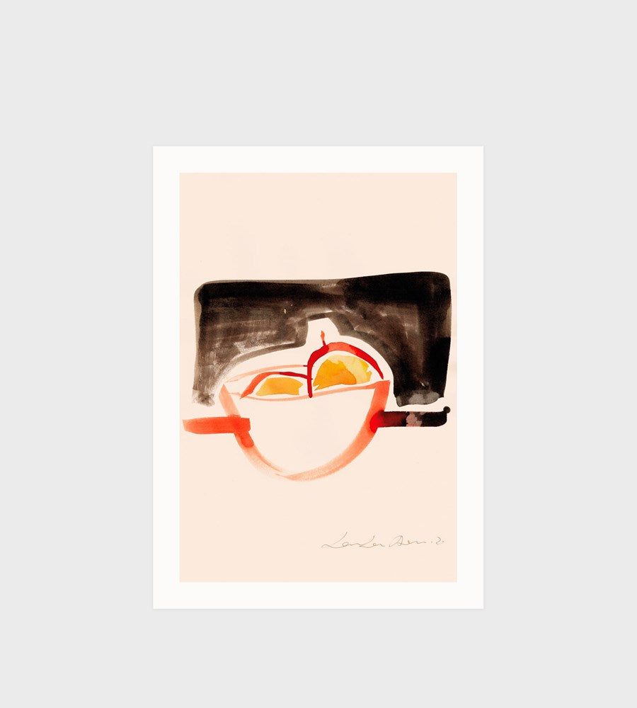 Paper Collective | The Bowl | Unframed Print