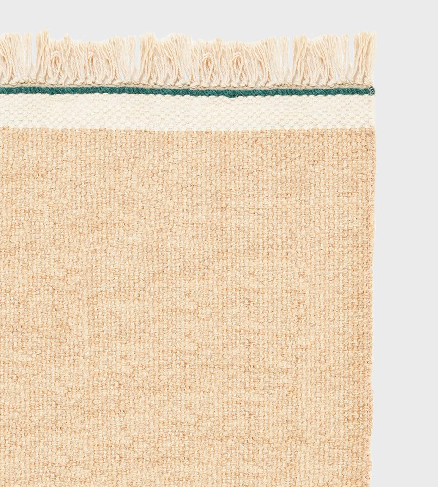 Pastello Handwoven Wool Rug | Beach