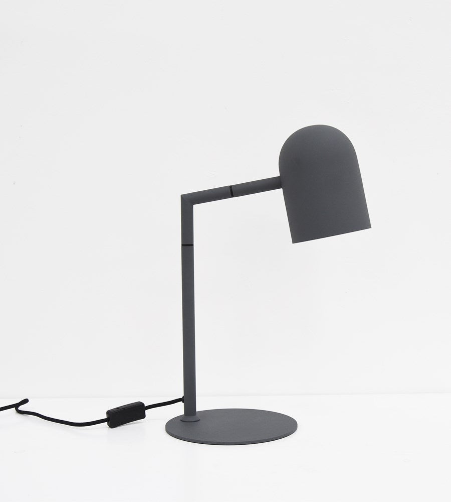 Pia Desk Lamp | Charcoal Grey