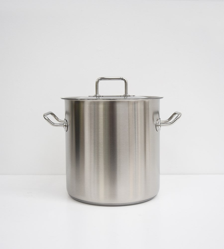 Pinti Inox | Master | Stockpot with Lid Set