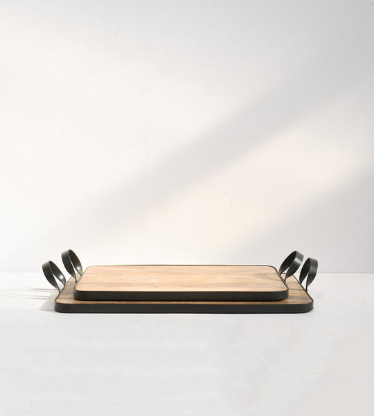 Ploughman Board with Handles