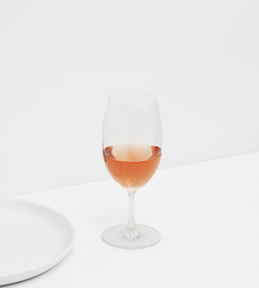 Plumm Vintage Red White Wine Glass