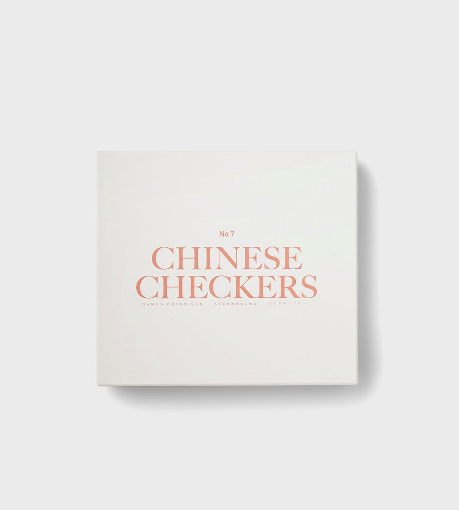 Printworks | Classic Games | Chinese Checkers