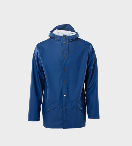 Rains Jacket | Klein Blue