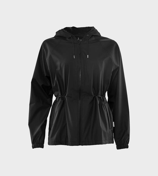 Rains  W Jacket | Black
