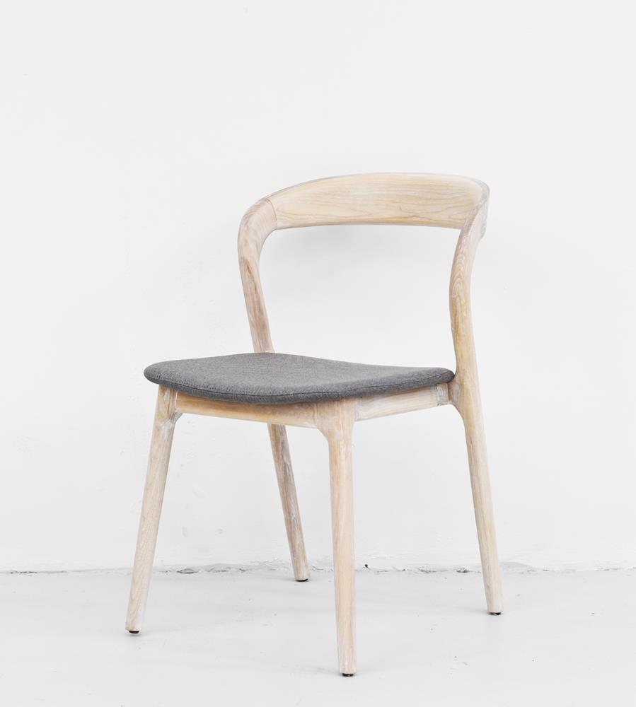 Raglan Dining Chair | Grey