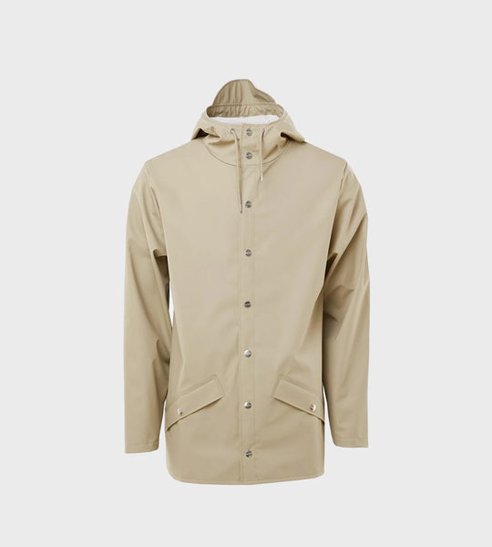 Rains Jacket | Beige