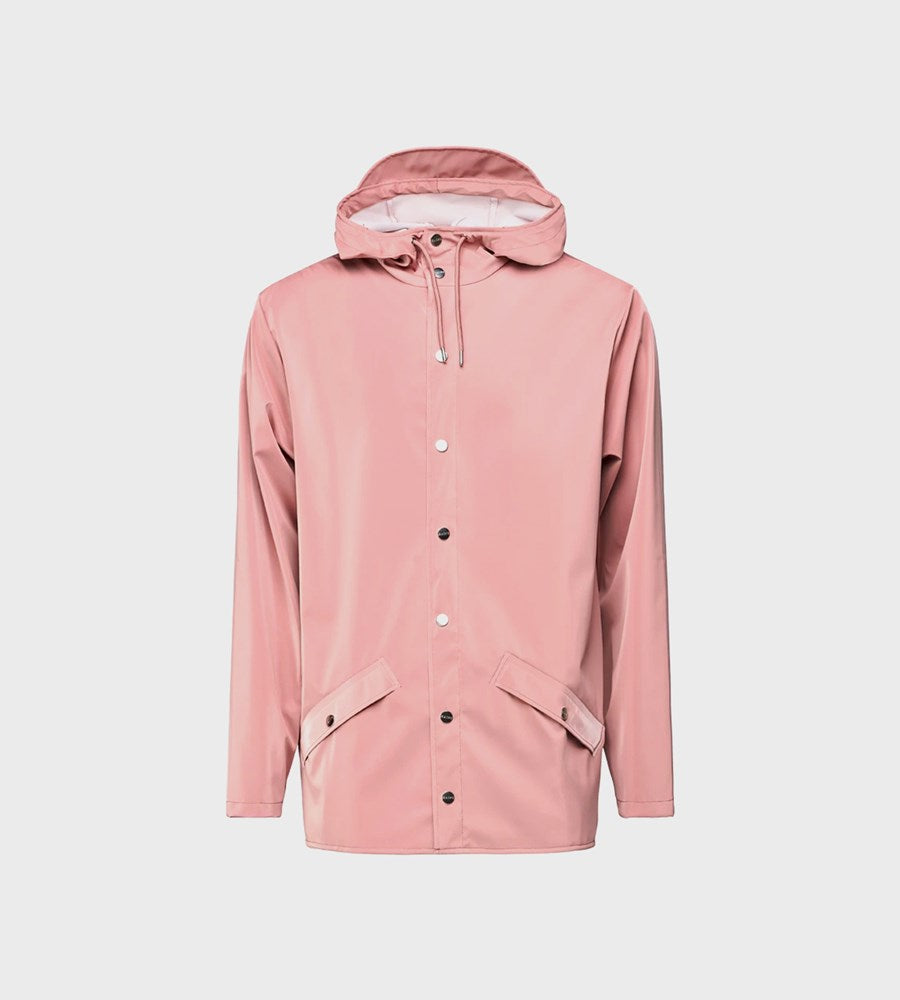 Rains Jacket | Blush
