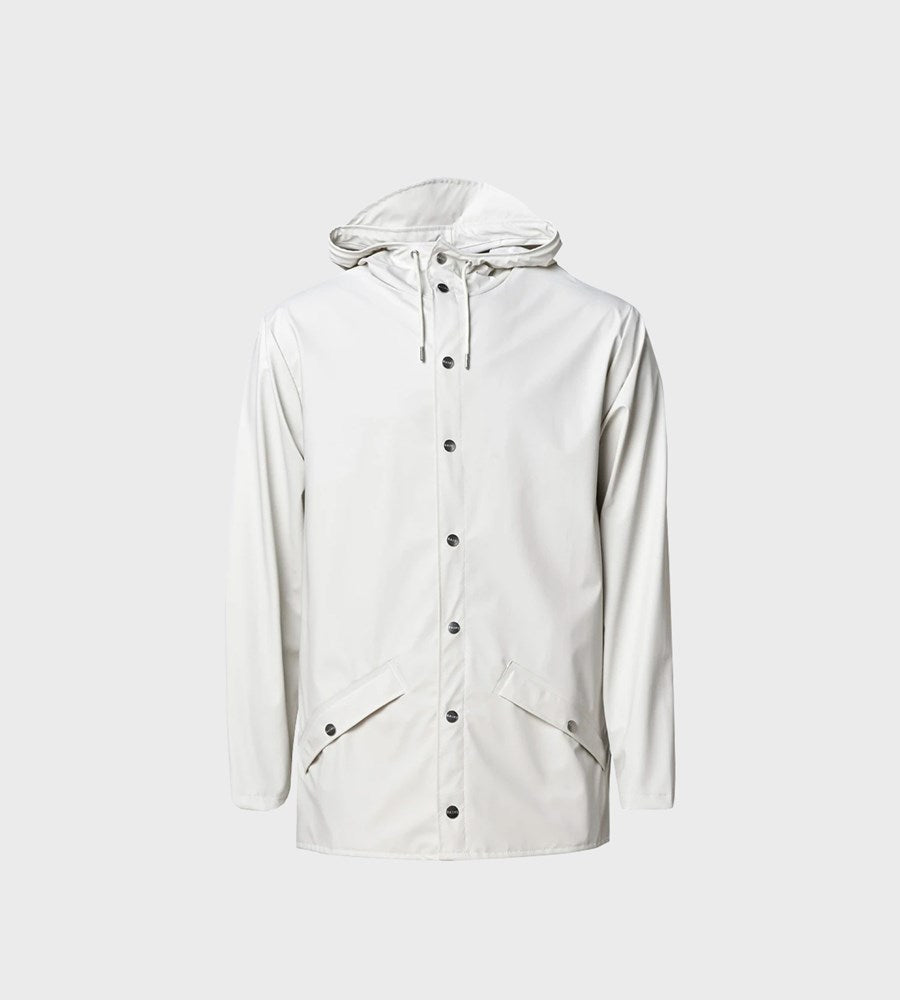 Rains Jacket | Off White