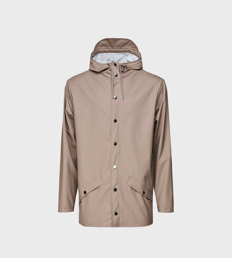 Rains Jacket | Taupe