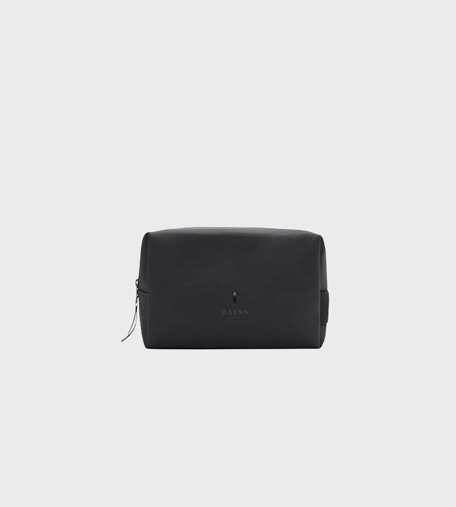 Rains Wash Bag | Black