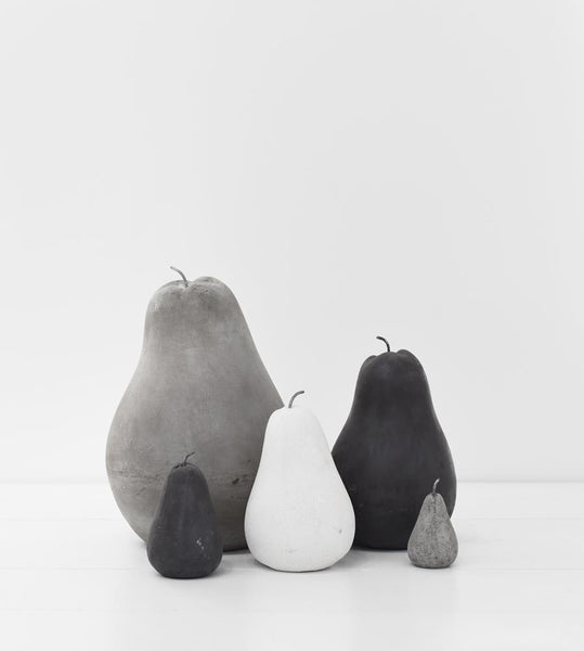 Rania Concrete Pear