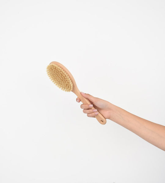 Beechwood Body Brush 30cm