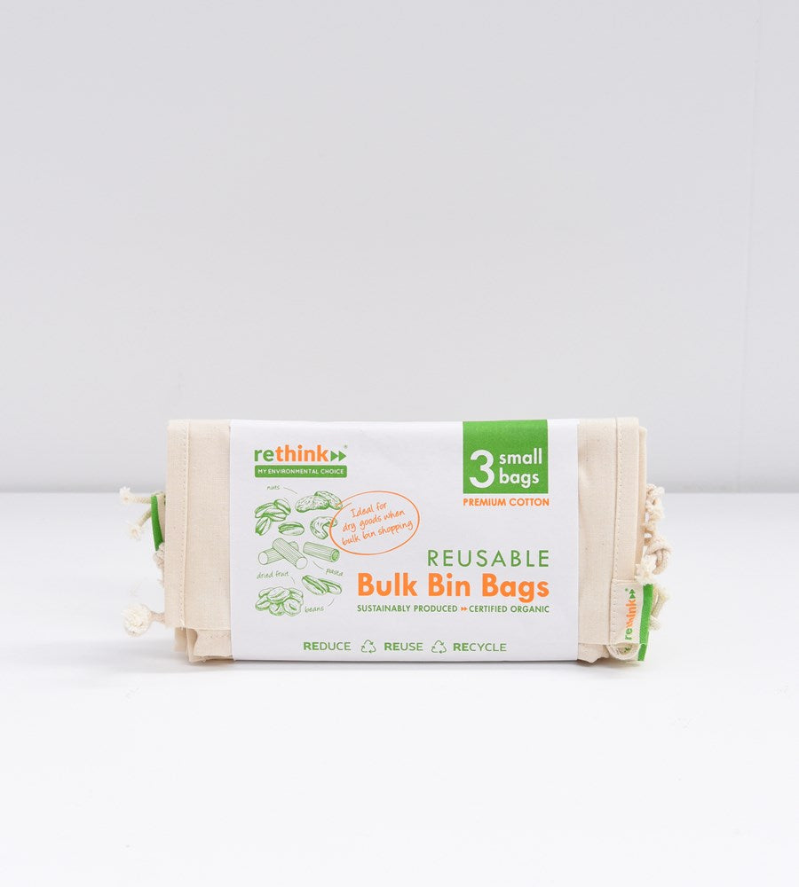 Rethink Reusable Bulk Bin Bags