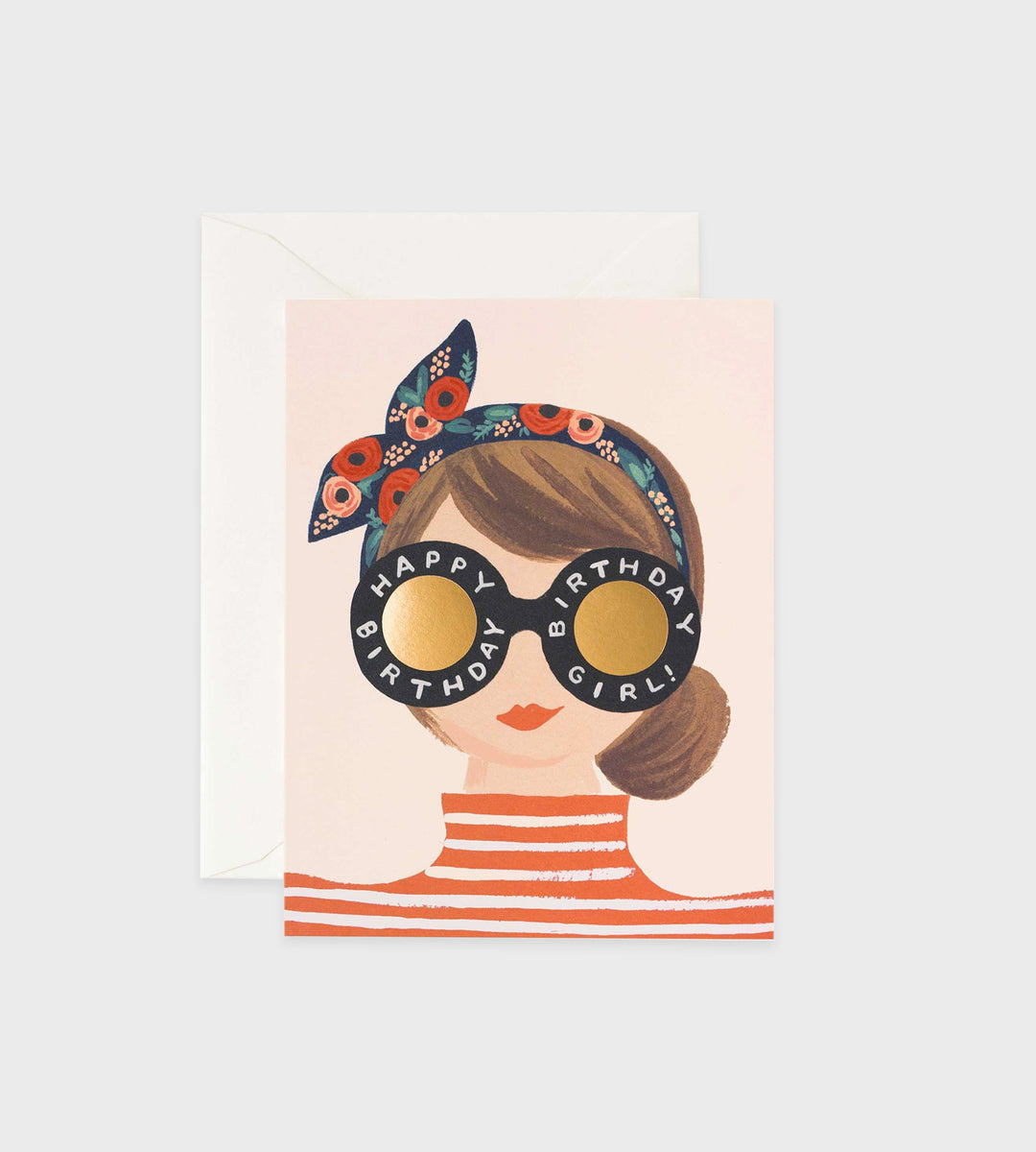 Rifle Paper Co. | Birthday Girl Card