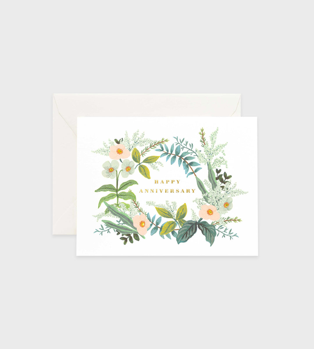 Rifle Paper Co. | Anniversary Bouquet Card