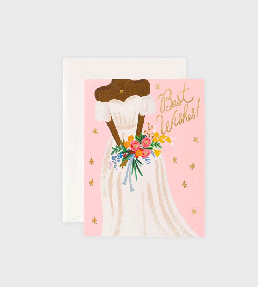 Rifle Paper Co. | Beautiful Bride Rose Card