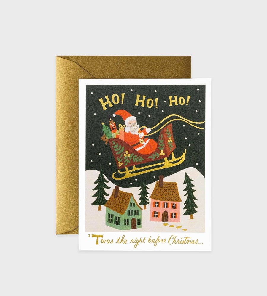 Rifle Paper Co | Christmas Delivery Card