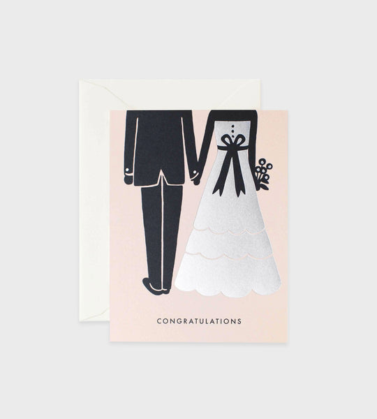 Rifle Paper Co. | Congrats Beginnings Card