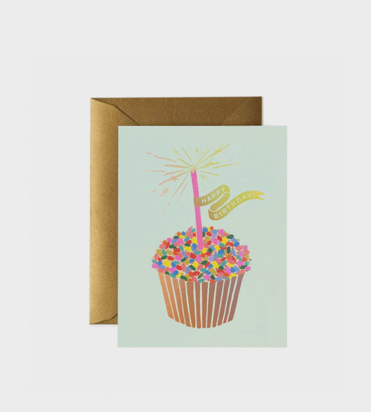 Rifle Paper Co. | Cupcake Birthday Card