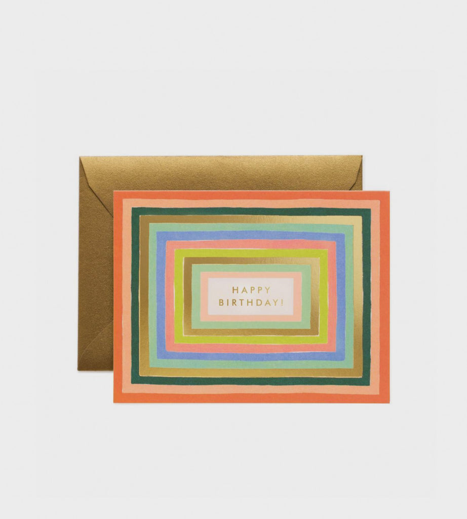 Rifle Paper Co. | Disco Birthday Card