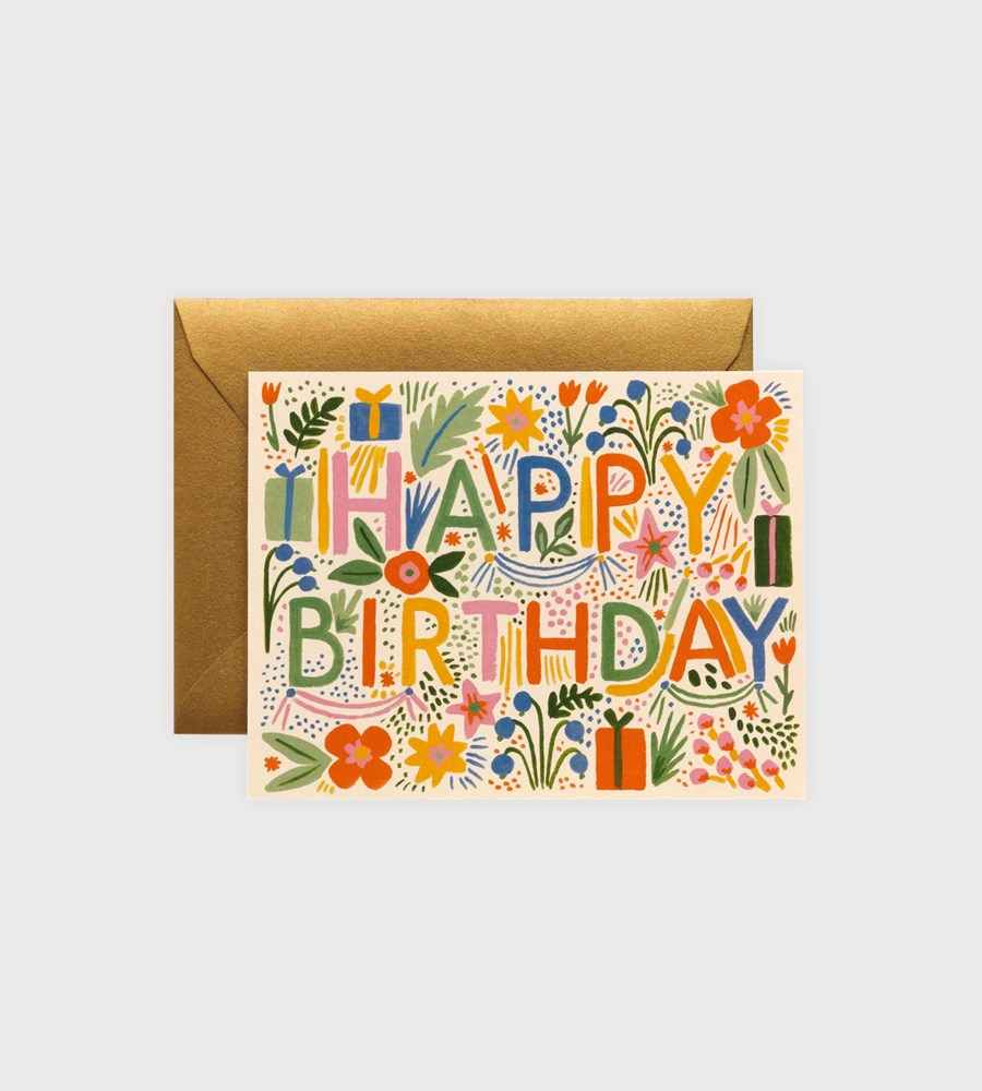 Rifle Paper Co. | Fiesta Birthday Card