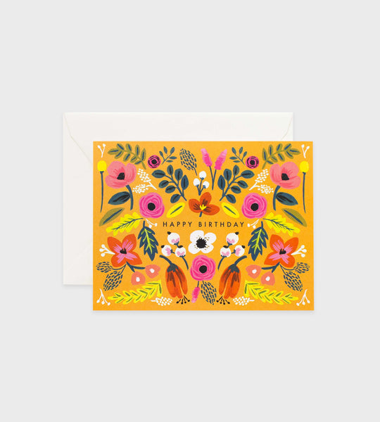 Rifle Paper Co. | Birthday Folk Card