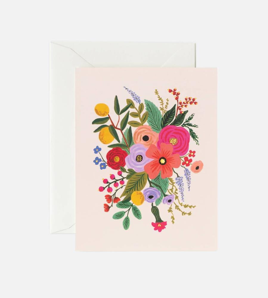 Rifle Paper Co. | Garden Party Blush Card