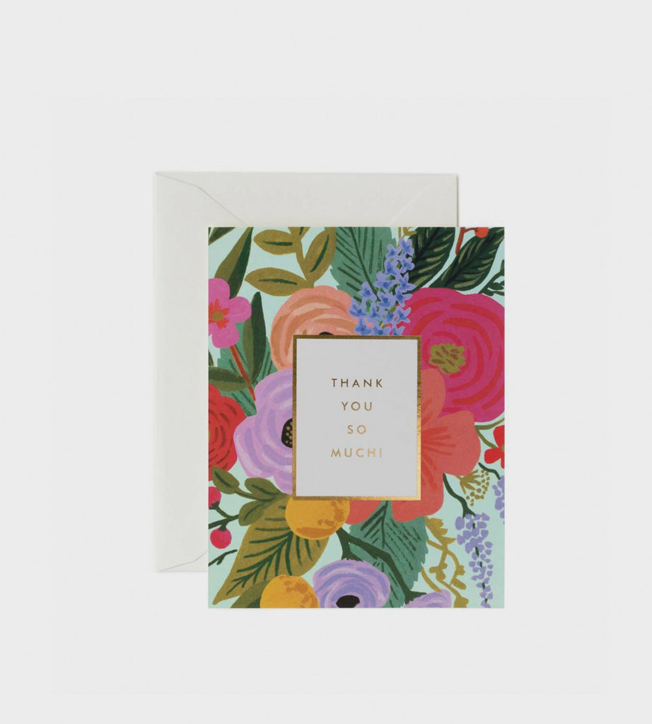 Rifle Paper Co. | Garden Party Thank You Card