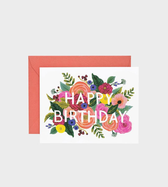 Rifle Paper Co. | Juliet Rose Birthday Card