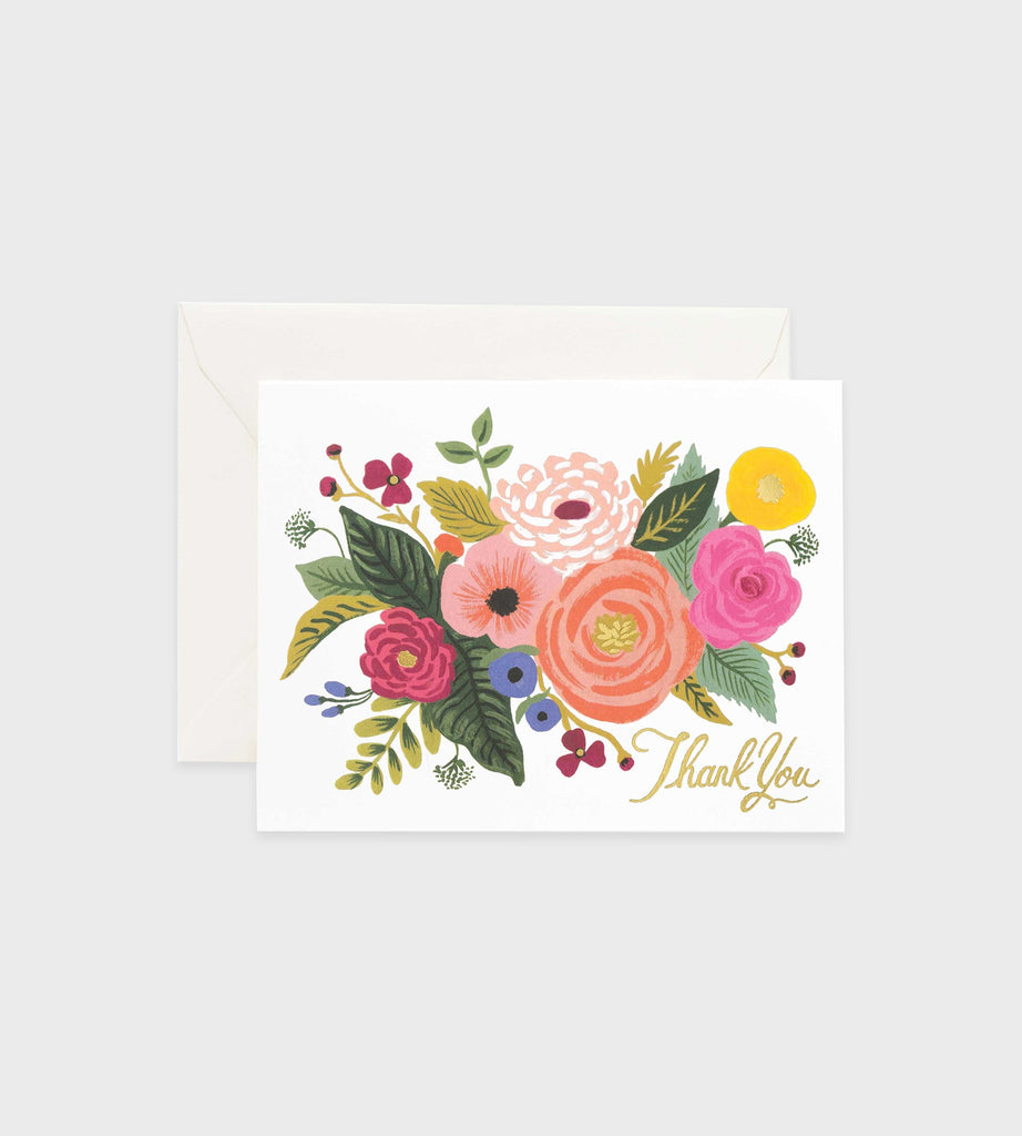 Rifle Paper Co. | Juliet Rose Thank You Card