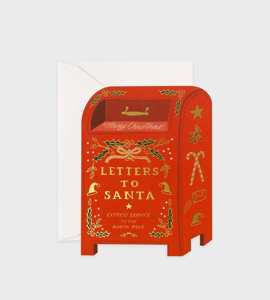 Rifle Paper Co. | Letters to Santa Card