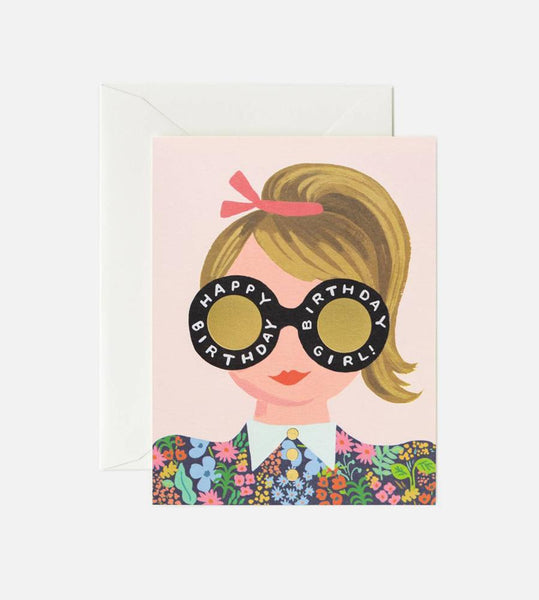 Rifle Paper Co. | Meadow Birthday Girl Card