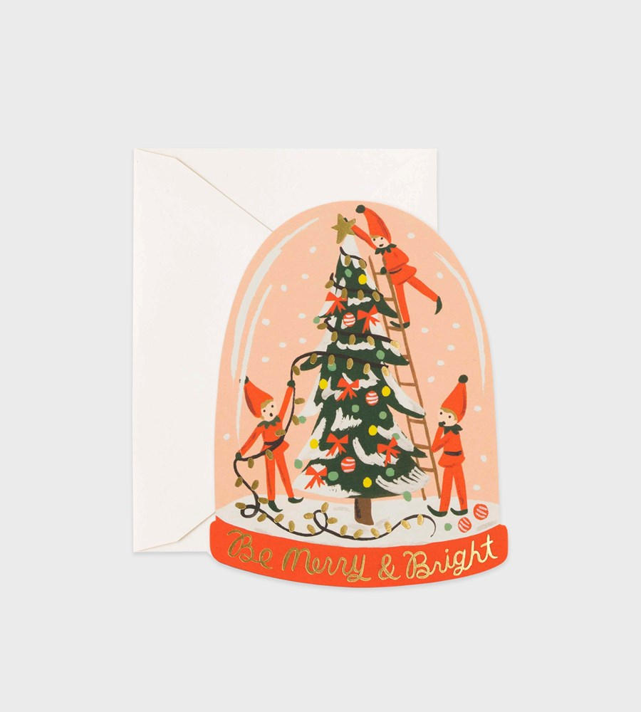 Rifle Paper Co. | Merry Elves Card