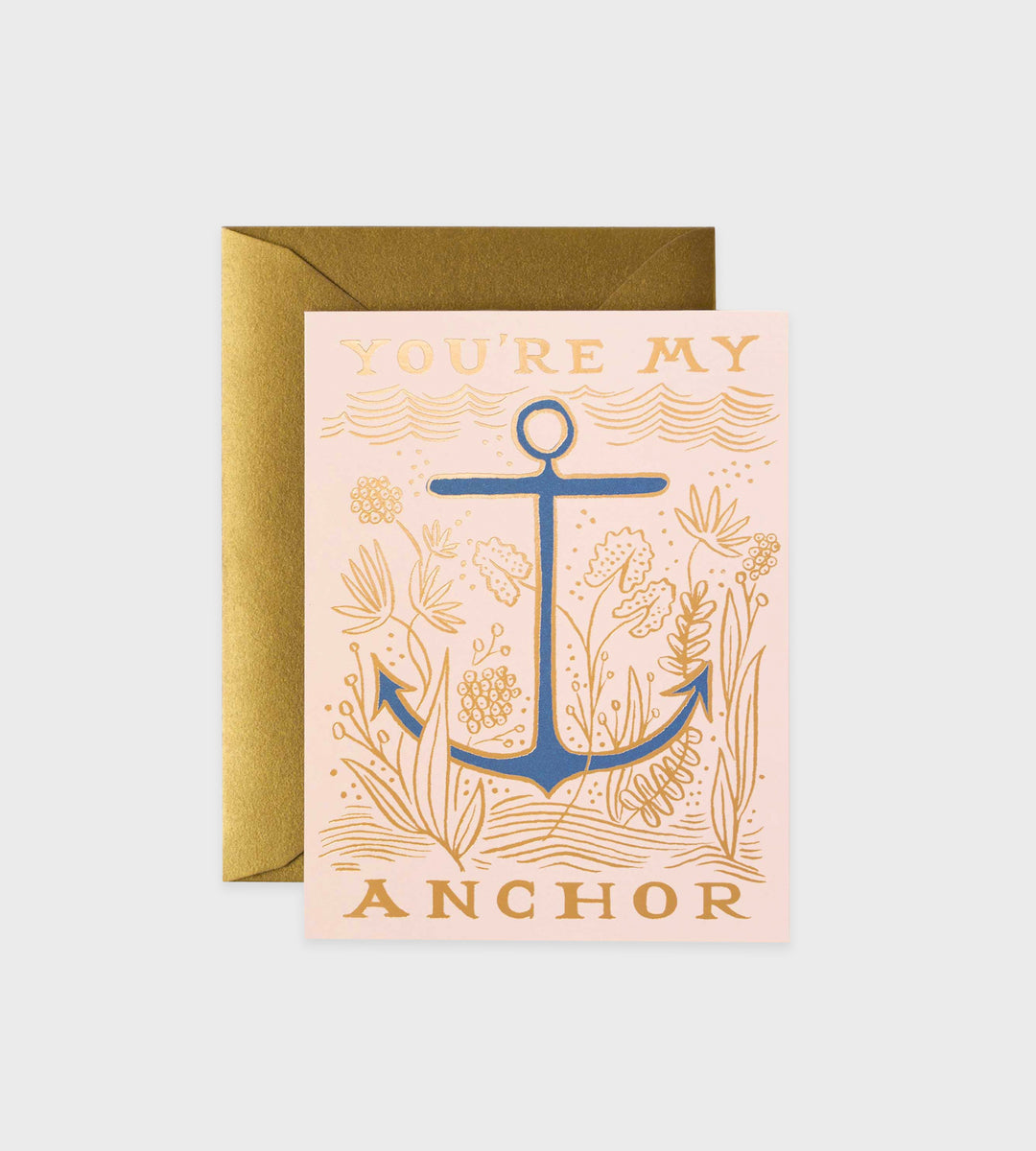 Rifle Paper Co. | My Anchor Card
