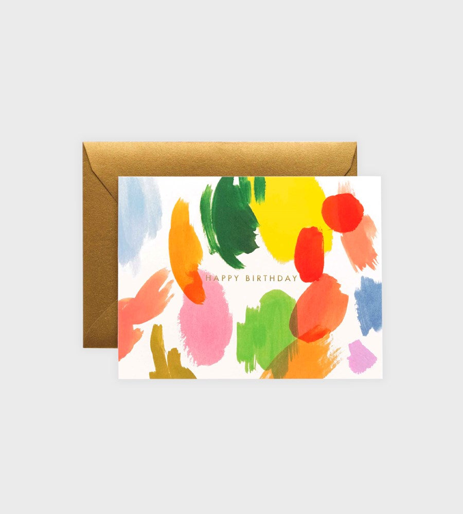 Rifle Paper Co. | Palette Birthday Card