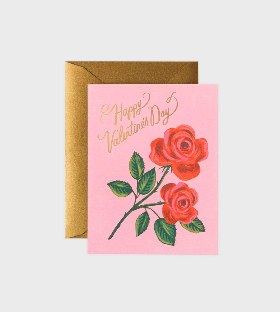Rifle Paper Co. | Roses Are Red Card