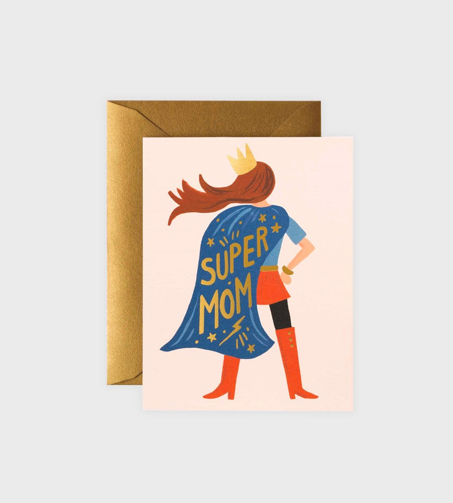 Rifle Paper Co. | Super Mom Card