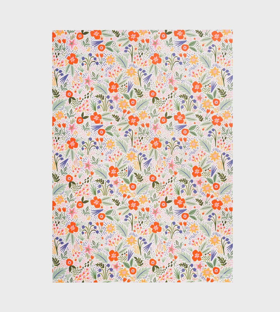 Rifle Paper Co. | Wrapping Sheet | Fiesta